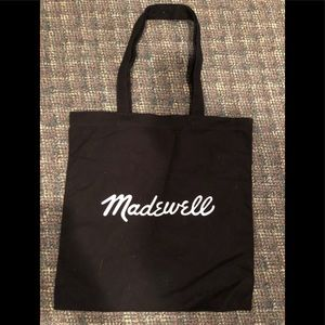 Madewell tote. Never used!